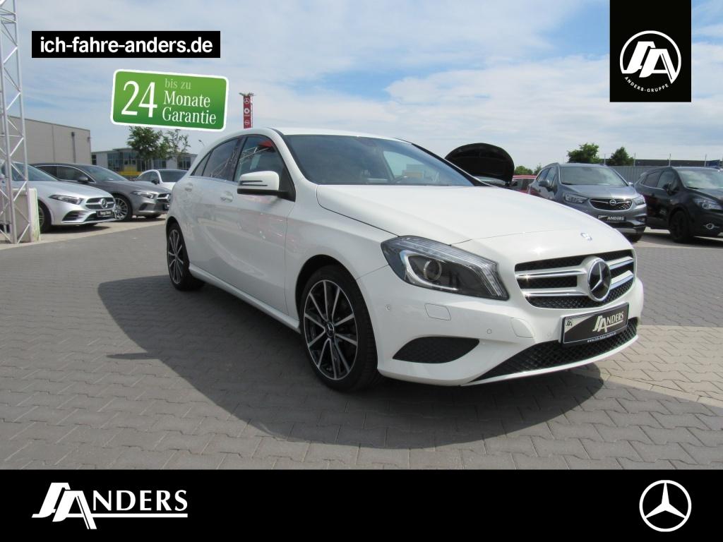 Mercedes-Benz A 180 2Style+Navi+SHZ+Bi-Xenon+PDC+MFL+Klima+18', Jahr 2014, Benzin