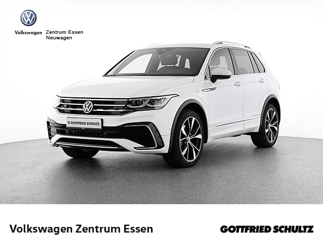 Volkswagen Tiguan R-Line 4MOTION 2.0 TDI DSG Matrix+Navi+Rückfahrkamera, Jahr 2020, Diesel