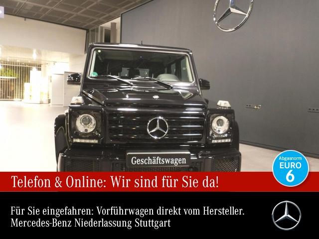 Mercedes-Benz G 350 d designo Stdhzg Distr. COMAND AHK Kamera, Jahr 2018, Diesel