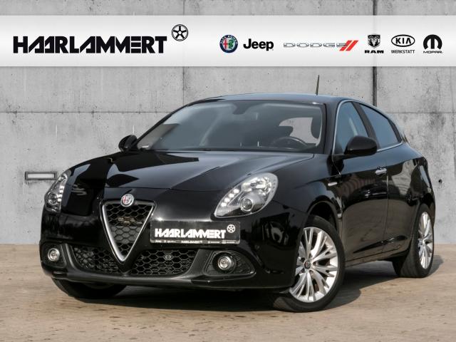 Alfa Romeo Giulietta Super 1.4 TB START/STOP+TEMP+ZV+SHZ+PDC vo.&hi., Jahr 2016, Benzin