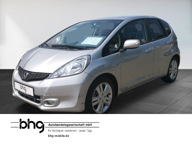 Honda Jazz 1.4 i-VTEC CVT Trend, Jahr 2013, Benzin