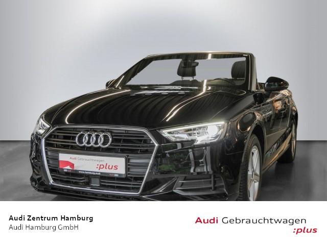 Audi A3 Cabriolet 1,4 TFSI COD ultra 6-Gang VIRTUAL AHK NAVI-PLUS, Jahr 2017, Benzin