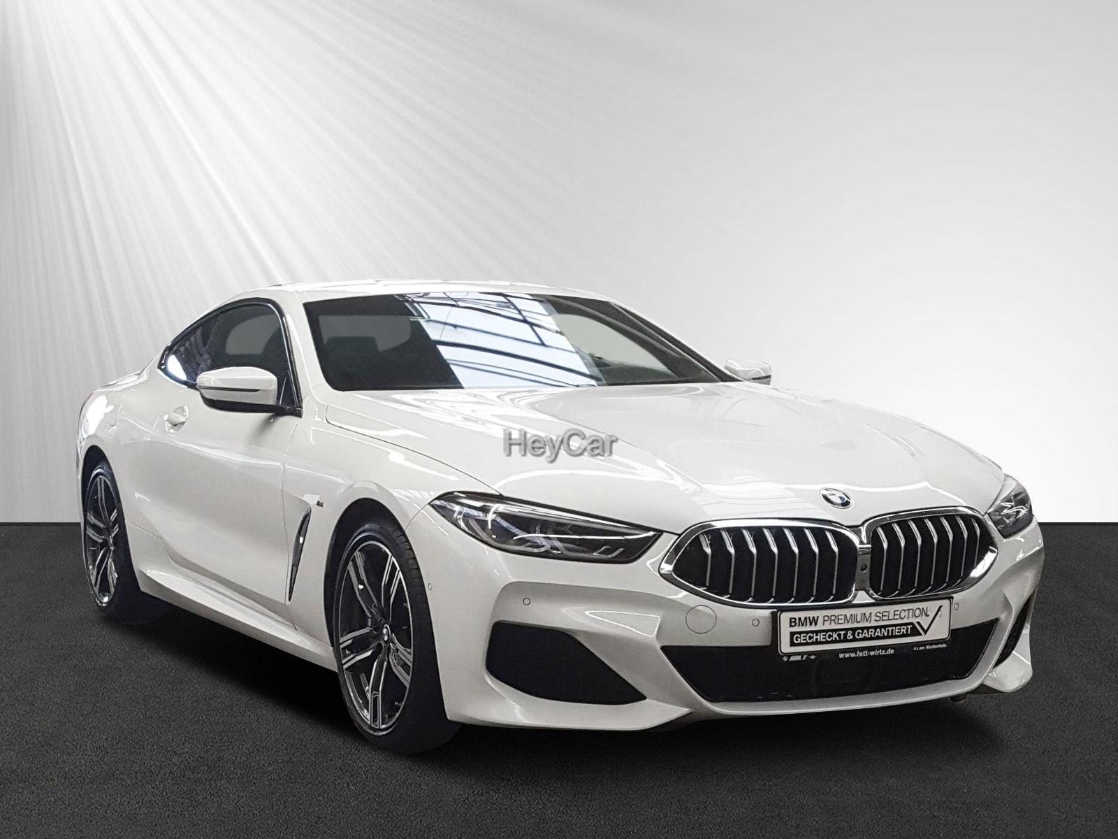 BMW 840d xDrive Coupe M-Sport Leas. ab 799,- br.o.Az, Jahr 2019, Diesel
