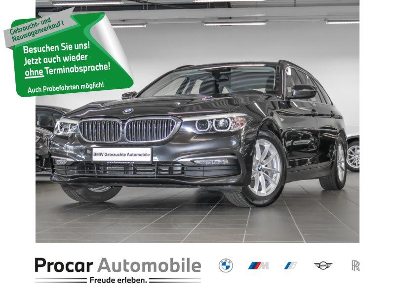 BMW 530d Touring ab 0,15% HiFi LED WLAN Standhzg., Jahr 2018, Diesel