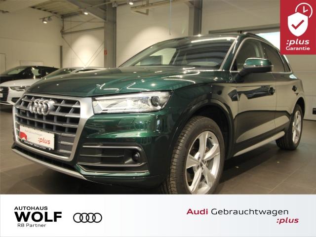 Audi Q5 40 TDI quattro sport ACC Leder Navi, Jahr 2019, Diesel