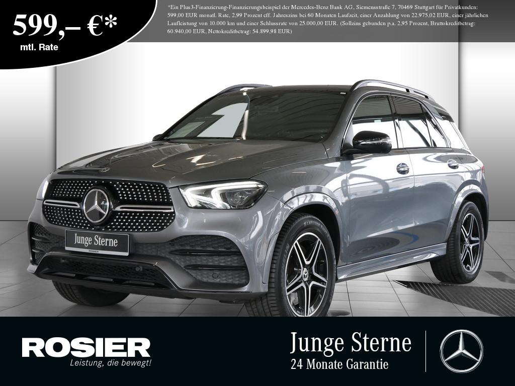 Mercedes-Benz GLE 450 4M AMG Sport, Jahr 2020, Benzin