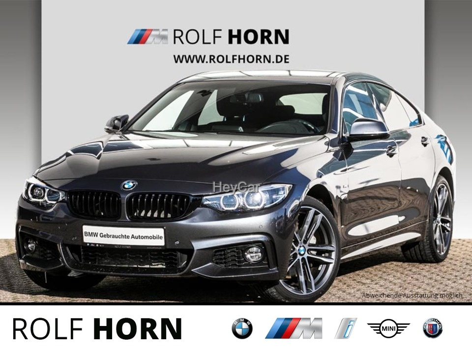 BMW 440i xDrive Gran Coupe M Sportpaket HIFI RKam, Jahr 2018, Benzin