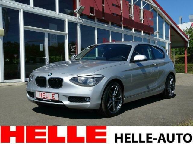 """BMW 116i *Klimaaut.,SHZ,Tempomat,18""""Alu*, Jahr 2013, Benzin"""