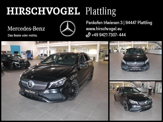 Mercedes-Benz A 220 d 4M AMG-Line+Exklusiv+DISTRON+Com+LED+Kam, Jahr 2018, Diesel