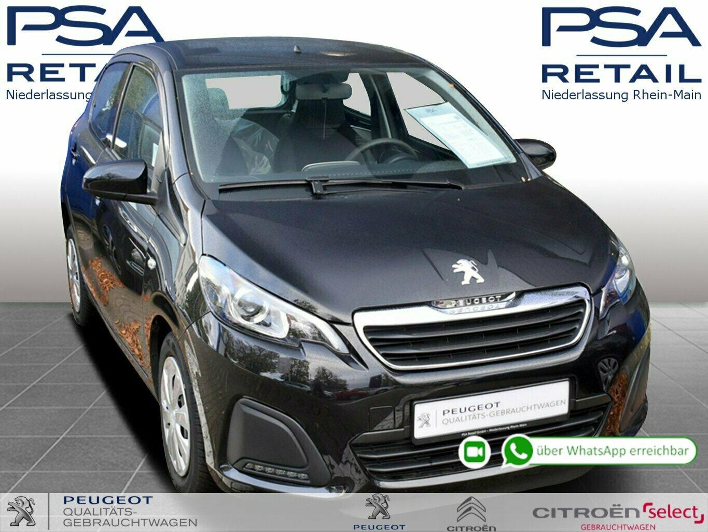 Peugeot 108 VTI 68 Active *Klimaanlage*Sitzheizung*, Jahr 2018, Benzin
