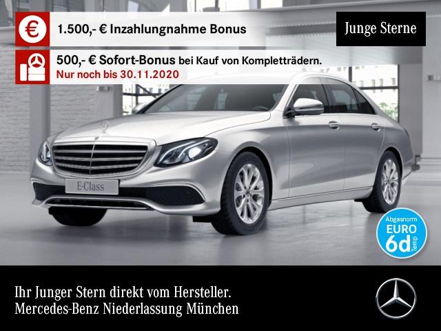 Mercedes-Benz E 200 d Exclusive COMAND LED Kamera Totwinkel PTS, Jahr 2019, Diesel