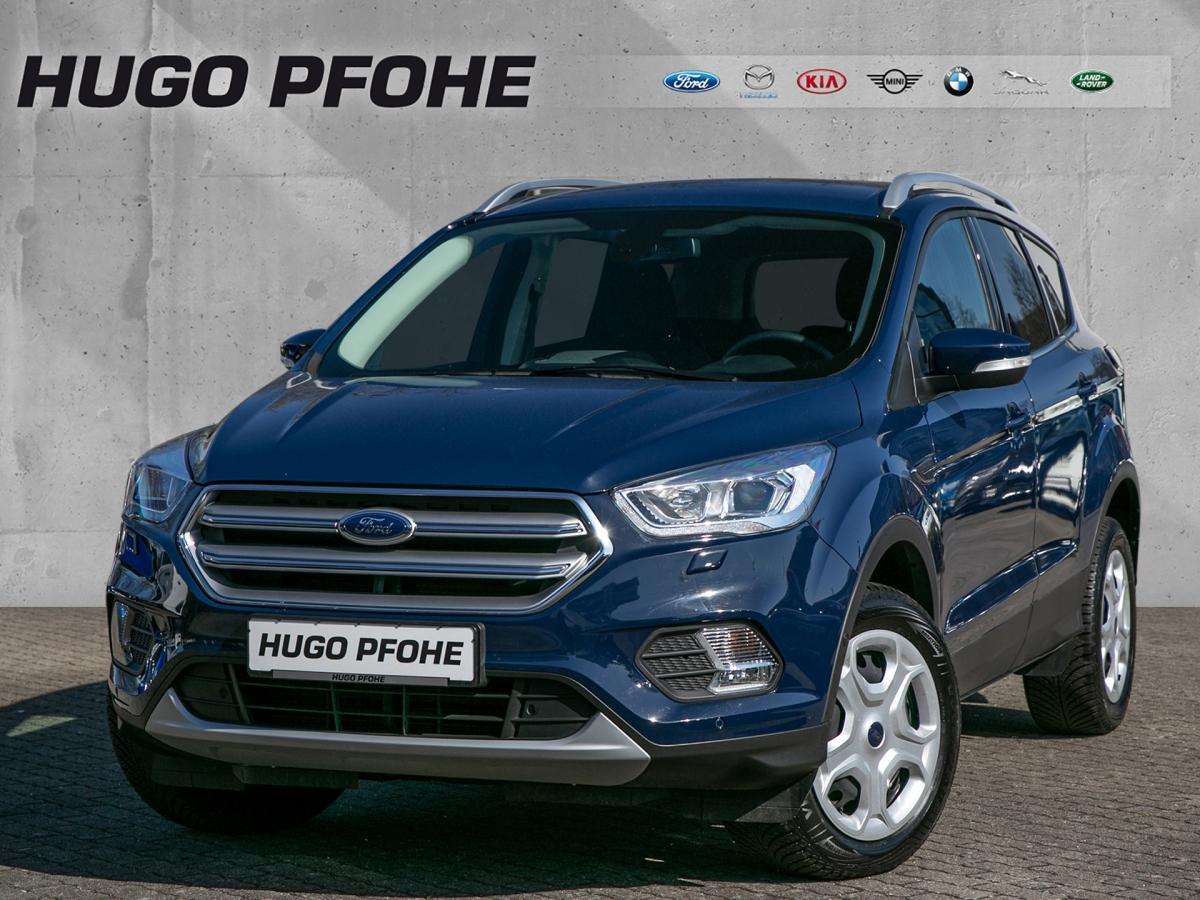 Ford Kuga COOL & CONNECT 1.5 *Winter-Paket *Park-Ass, Jahr 2019, Benzin