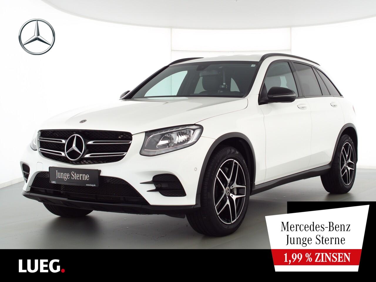 Mercedes-Benz GLC 250 d 4M AMG+Navi+Sthzg+19''+AHK+Night+Kamer, Jahr 2017, Diesel