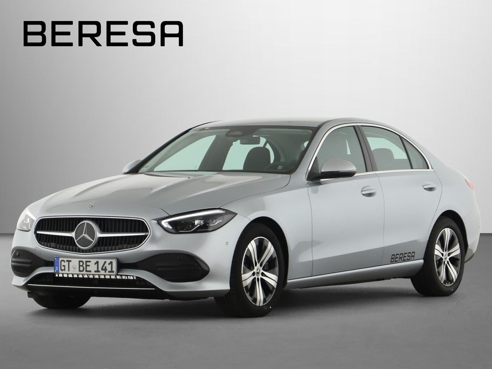 Mercedes-Benz C 200 Avantgarde LED Kamera PDC, Jahr 2021, Benzin