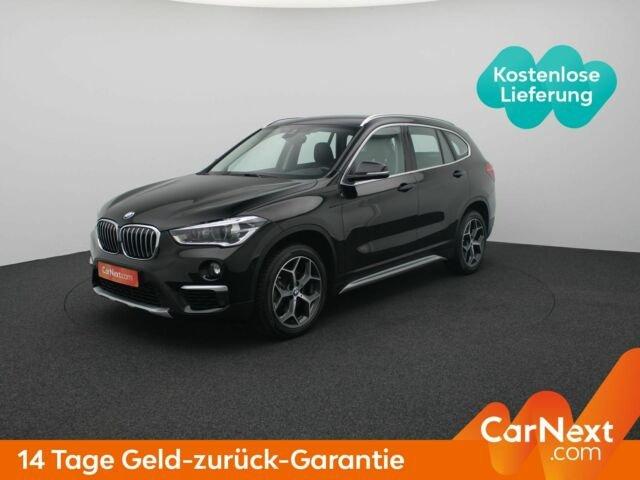 BMW X1 sDrive18i Aut. xLine LED NAVI SHZ, Jahr 2019, Benzin