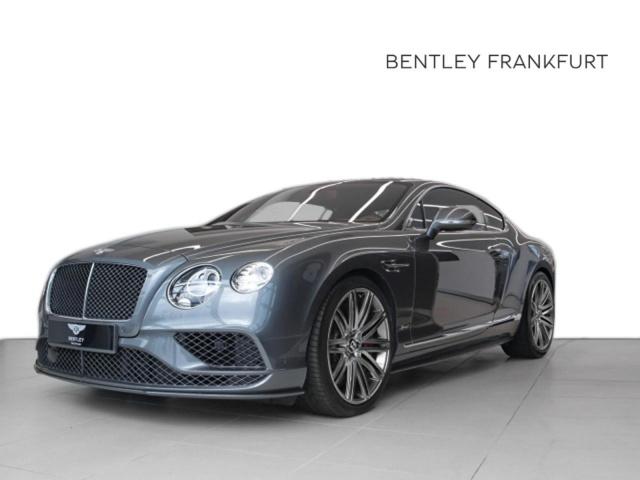 Bentley Continental GT Speed von BENTLEY FRANKFURT Navi, Jahr 2015, Benzin