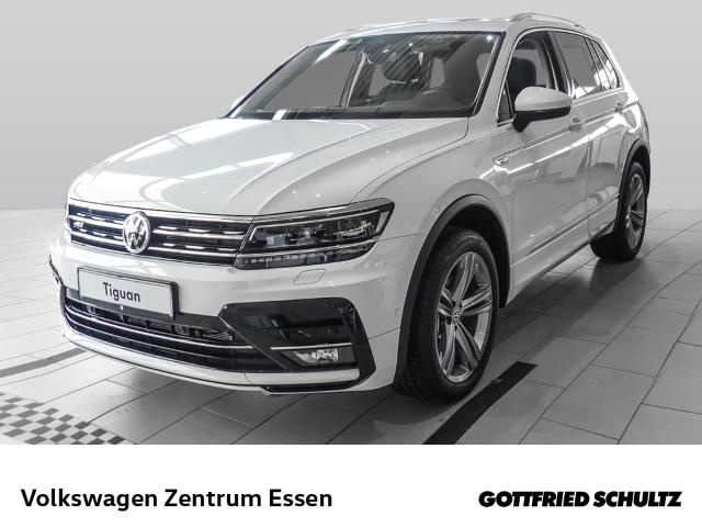Volkswagen Tiguan 2.0 TSI OPF HIGHLINE 4MOTION R-LINENAVI, Allrad, AHK, Jahr 2020, Benzin