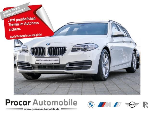 BMW 525d Touring Aut. Navi Xenon Leder Panorama-Glsd, Jahr 2014, Diesel