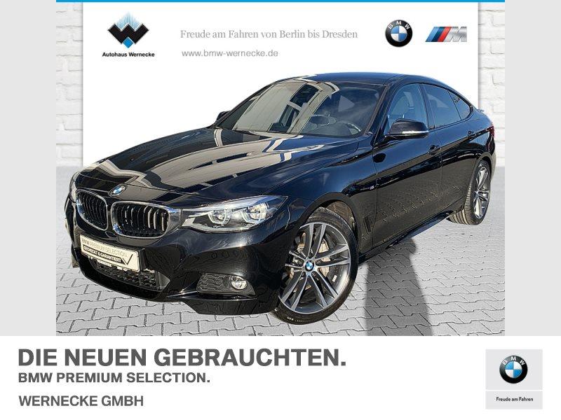 BMW 340i xDrive Gran Turismo M Sportpaket Head-Up, Jahr 2016, petrol