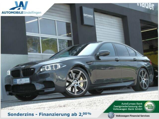 BMW M5 Lim. *Keramik*HUD*SCHIEBEDACH* uvm., Jahr 2016, Benzin