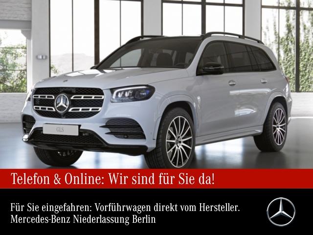 Mercedes-Benz GLS 400 d 4M AMG WideScreen 360° Pano, Jahr 2021, Diesel
