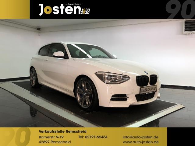 BMW M135 i xDrive Navi-Prof Leder BMW Scheckheft, Jahr 2013, Benzin