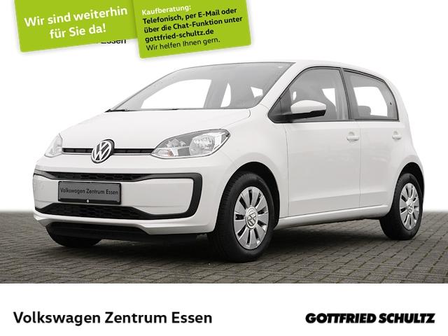Volkswagen up! move 1,0 Bluetooth Klima Isofix, Jahr 2019, Benzin