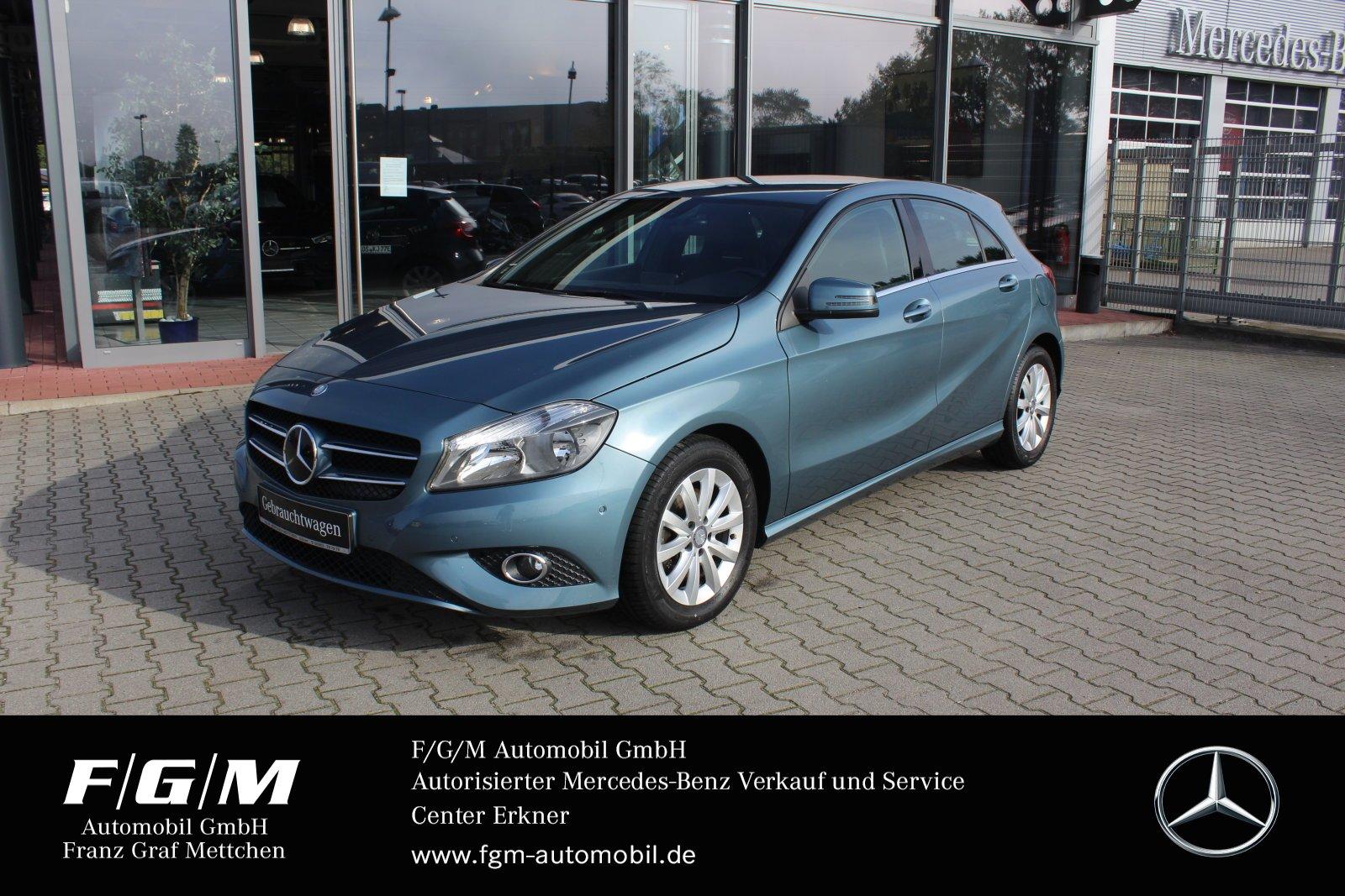 Mercedes-Benz A 180 Style Klima/Parktronic/Sitzheizung R-CD, Jahr 2013, Benzin
