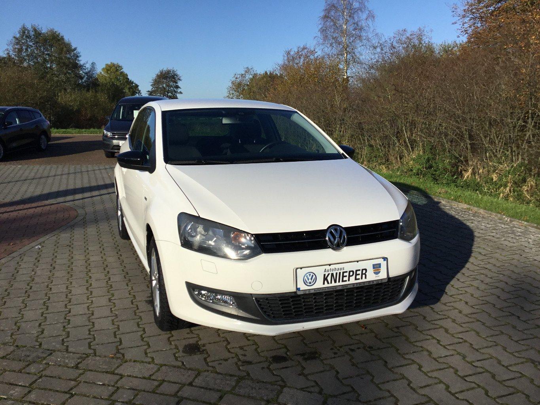 Volkswagen Polo 1.2 Match, Jahr 2012, petrol