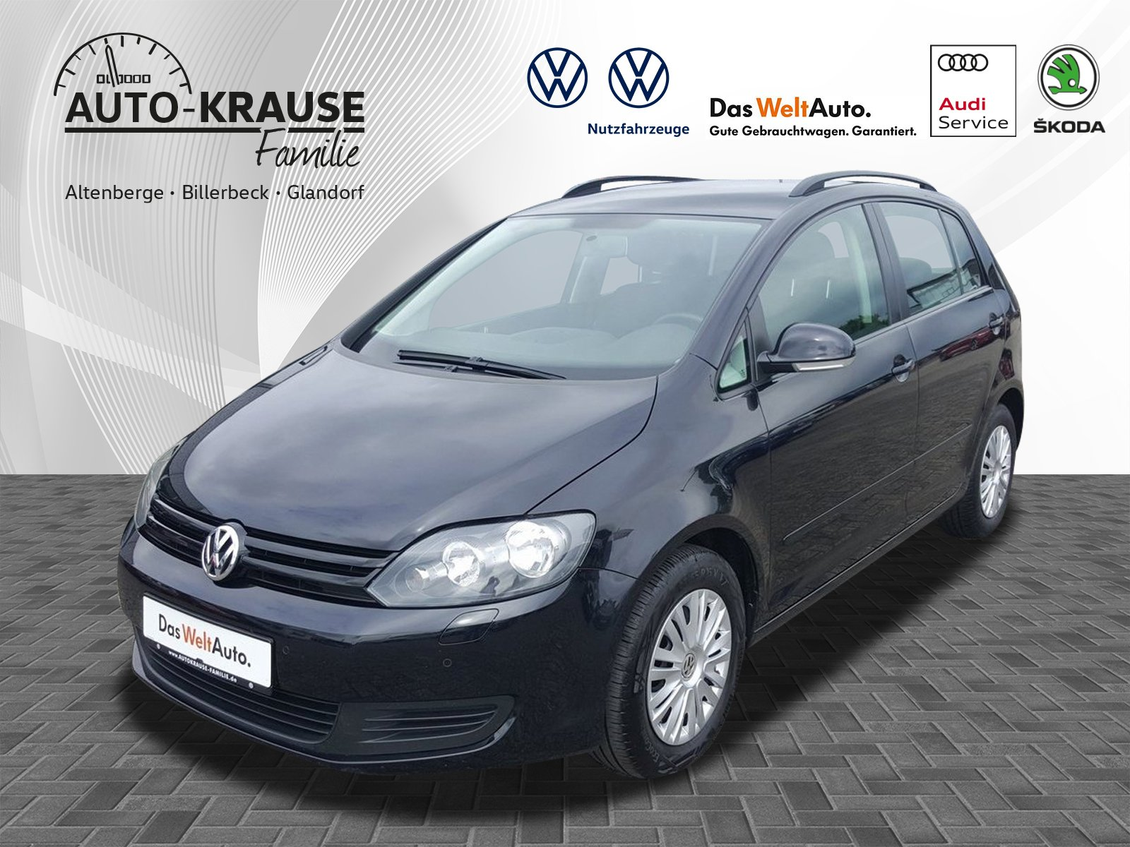 Volkswagen Golf VI Plus 1.2 TSI Trendline, Jahr 2013, Benzin