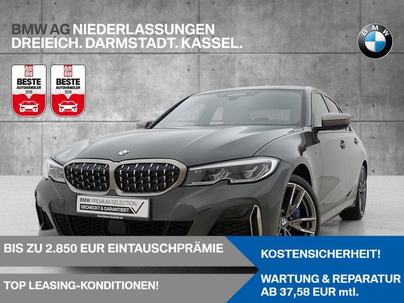 BMW M340i xDrive Limousine DAB Navi Prof. Head-Up, Jahr 2019, Benzin