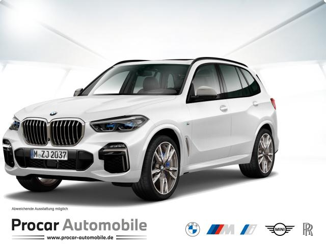 BMW X5 M50d DA Prof. HuD Laser Pano AHK Standheiz., Jahr 2020, Diesel