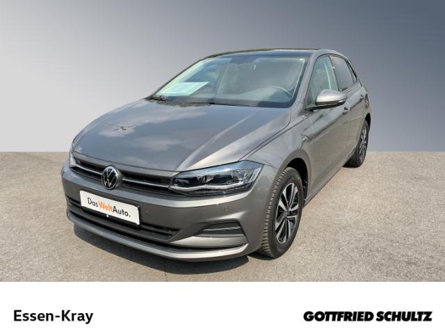 Volkswagen Polo United 1.0 TSI DSG LED PANO NAVI, Jahr 2021, Benzin