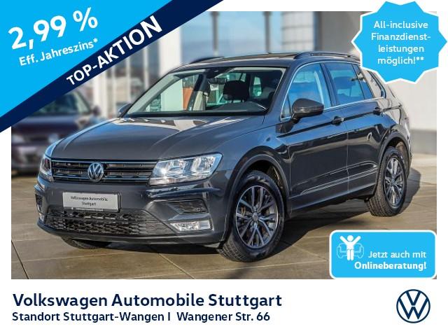 Volkswagen Tiguan Comfortline 1.4 TSI P-Dach PDC, Jahr 2016, Benzin