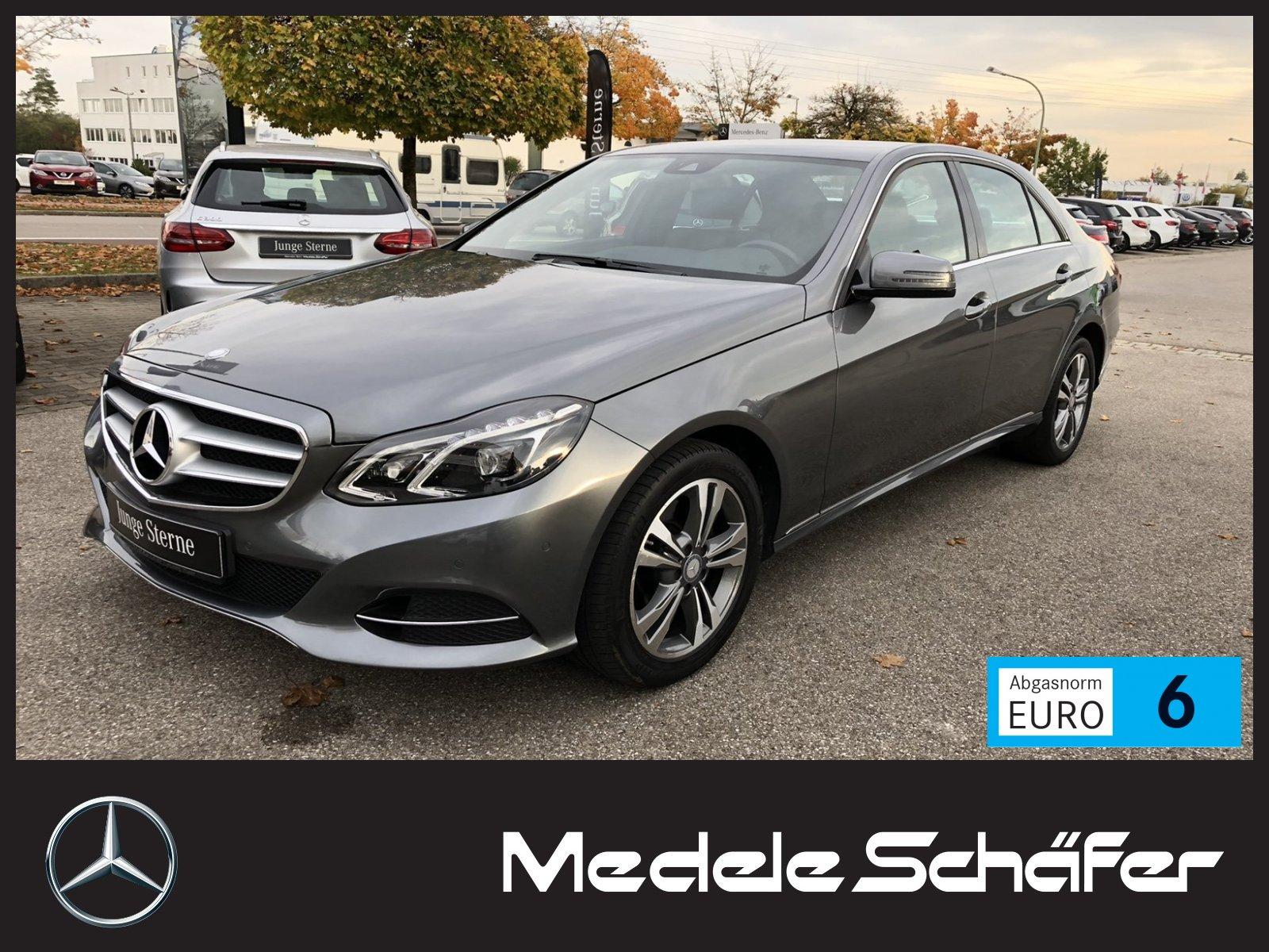 Mercedes-Benz E 300 BT Avantgarde 9G LED Harm Kam SD Totw Spur, Jahr 2015, diesel