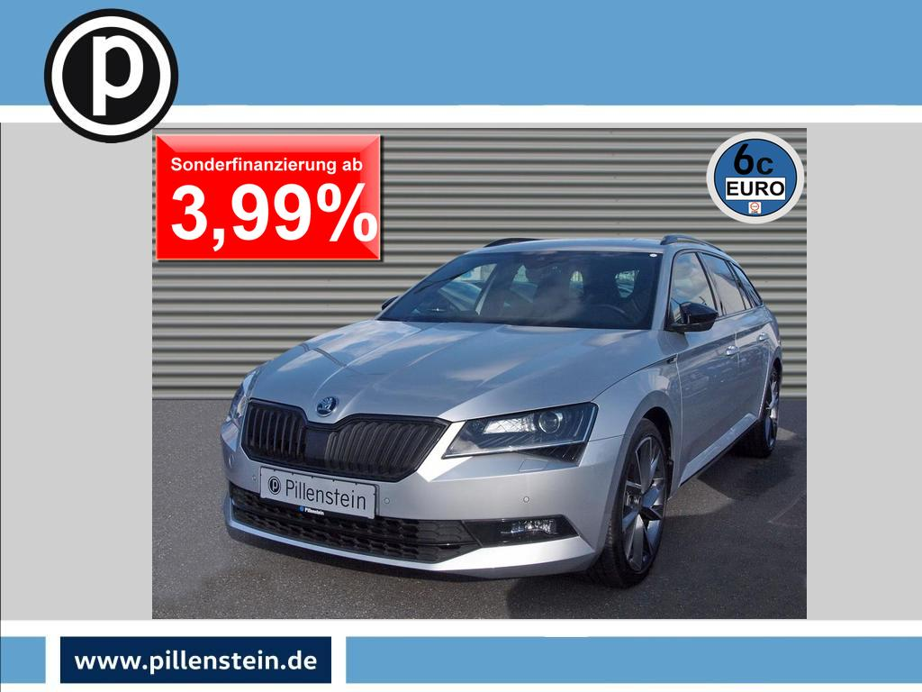 Skoda Superb 2.0 TDI Ambition ACC XENON LIGHT-ASSIST, Jahr 2017, Diesel