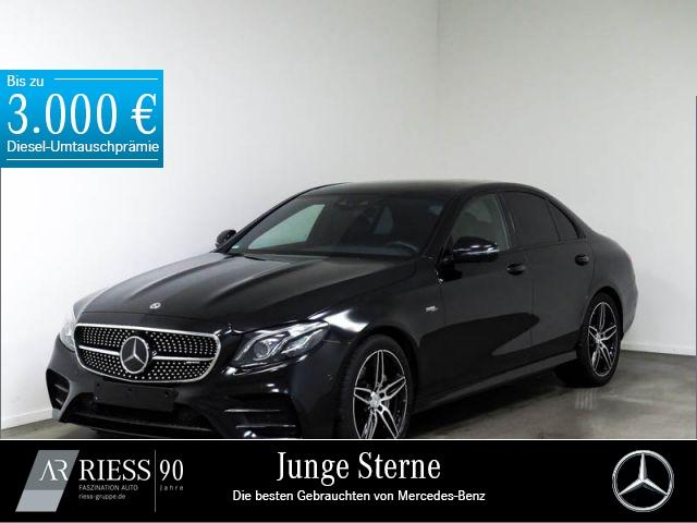 Mercedes-Benz E 53 AMG 4MATIC+ Limousine Comand+Fahrassist., Jahr 2019, Benzin