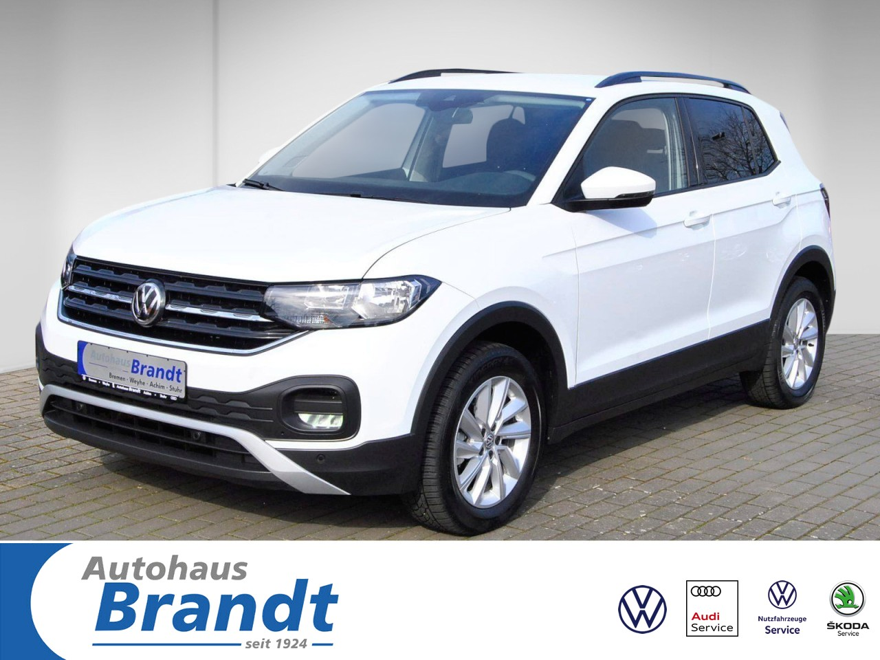 Volkswagen T-Cross 1.0 TSI Life KLIMA*SHZ*PDC*GJR Klima, Jahr 2019, Benzin