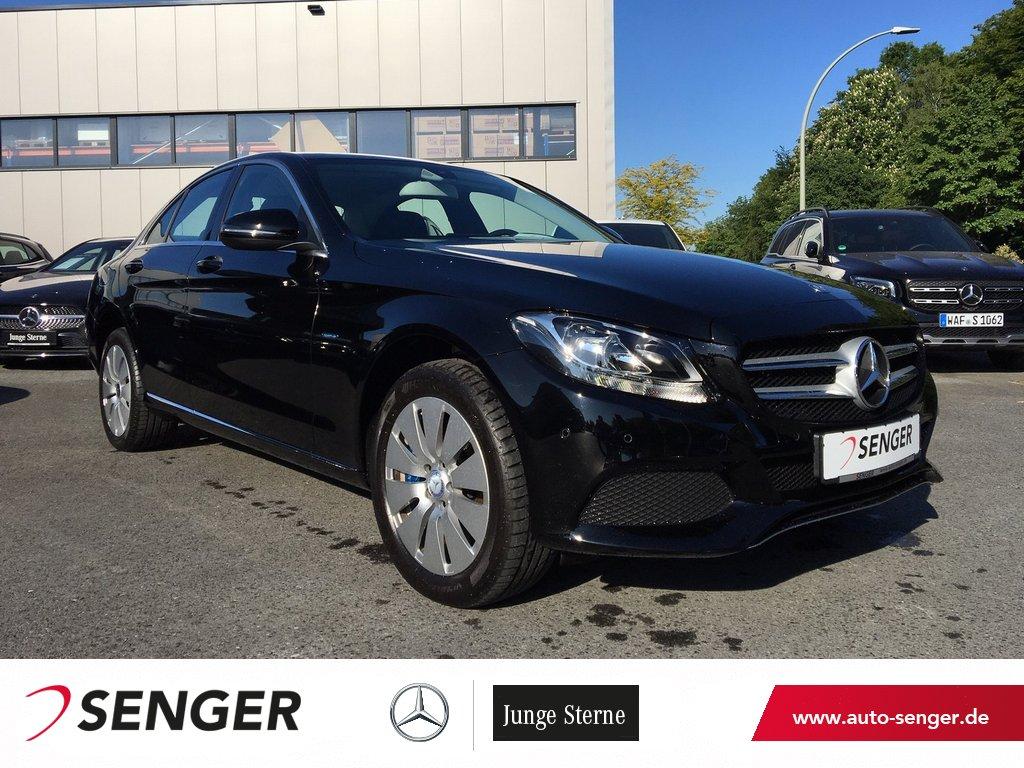 Mercedes-Benz C 350 e **Avantgarde**Parktronic*Navi*Airmatic*, Jahr 2017, Hybrid