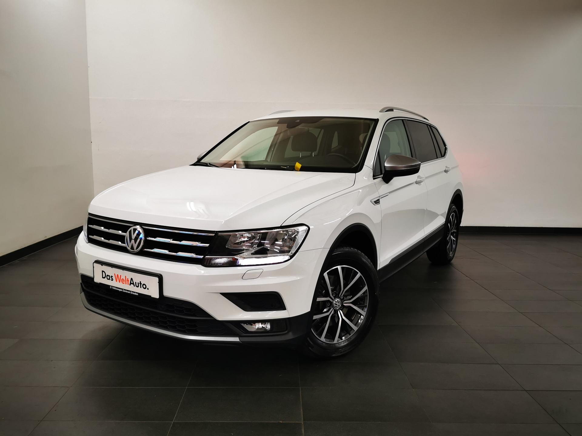 Volkswagen Tiguan Allspace Comfortline 2,0 TDI ACC 2,99%, Jahr 2018, Diesel