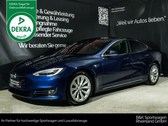 "Tesla Model S 75 KOMFORT-PAKET/19""/SMART-AIR/RFK, Jahr 2017, Elektro"