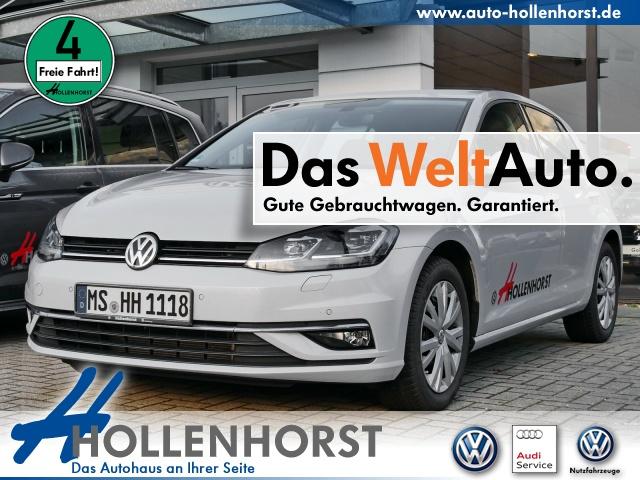 Volkswagen Golf VII 1.6 l BMT TDI Comfortline NAVI Bluetooth, Jahr 2018, Diesel
