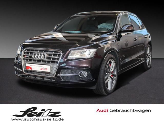 Audi SQ5 3.0 TDI quattro plus B&O*AHK*PANO*STANDHZ, Jahr 2016, Diesel