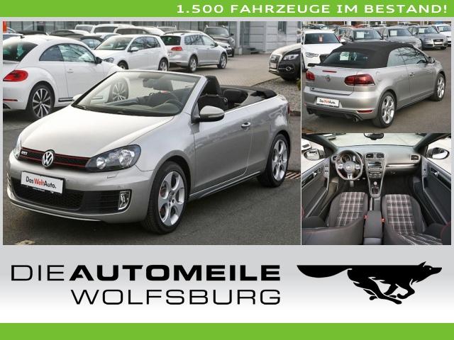 Volkswagen Golf 6 VI Cabrio 2.0 TSI GTI Tempo/Multilenk/Sport, Jahr 2013, Benzin