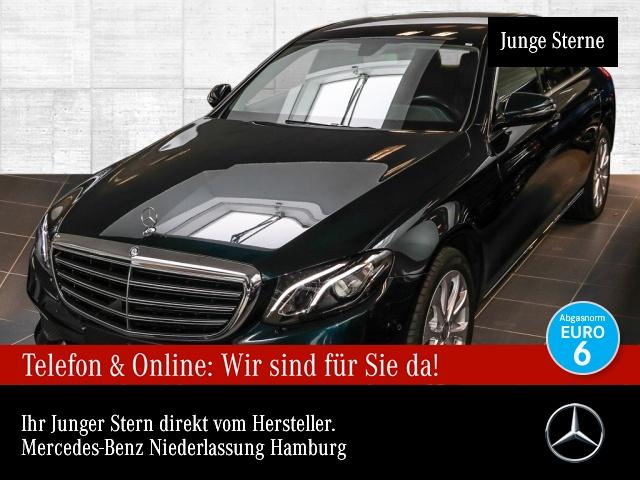 Mercedes-Benz E 200 Exclusive LED AHK Kamera Totwinkel PTS 9G, Jahr 2017, Benzin