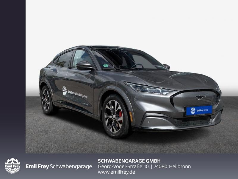 Ford Mustang Mach-E AWD, Jahr 2021, Elektro