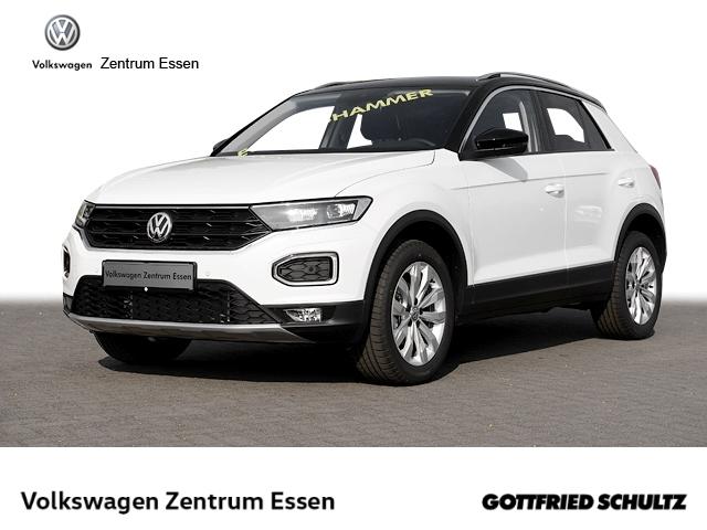 Volkswagen T-Roc Style 1.5 TSI LED Kamera AppCon. ACC, Jahr 2020, Benzin