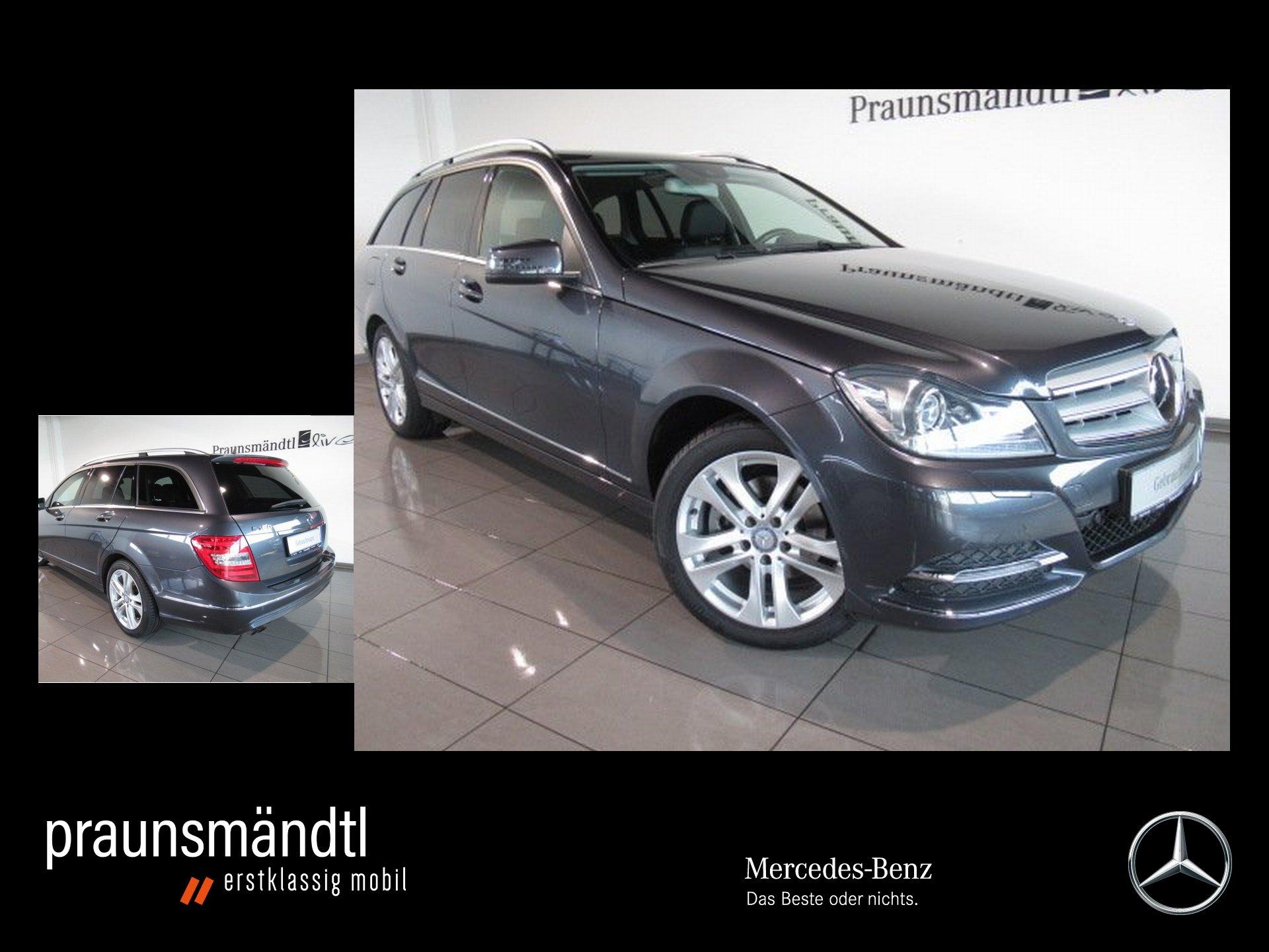 Mercedes-Benz C 180 T Avantgarde 7ATG/ILS/Comand/SHZ/Distronic, Jahr 2014, Benzin