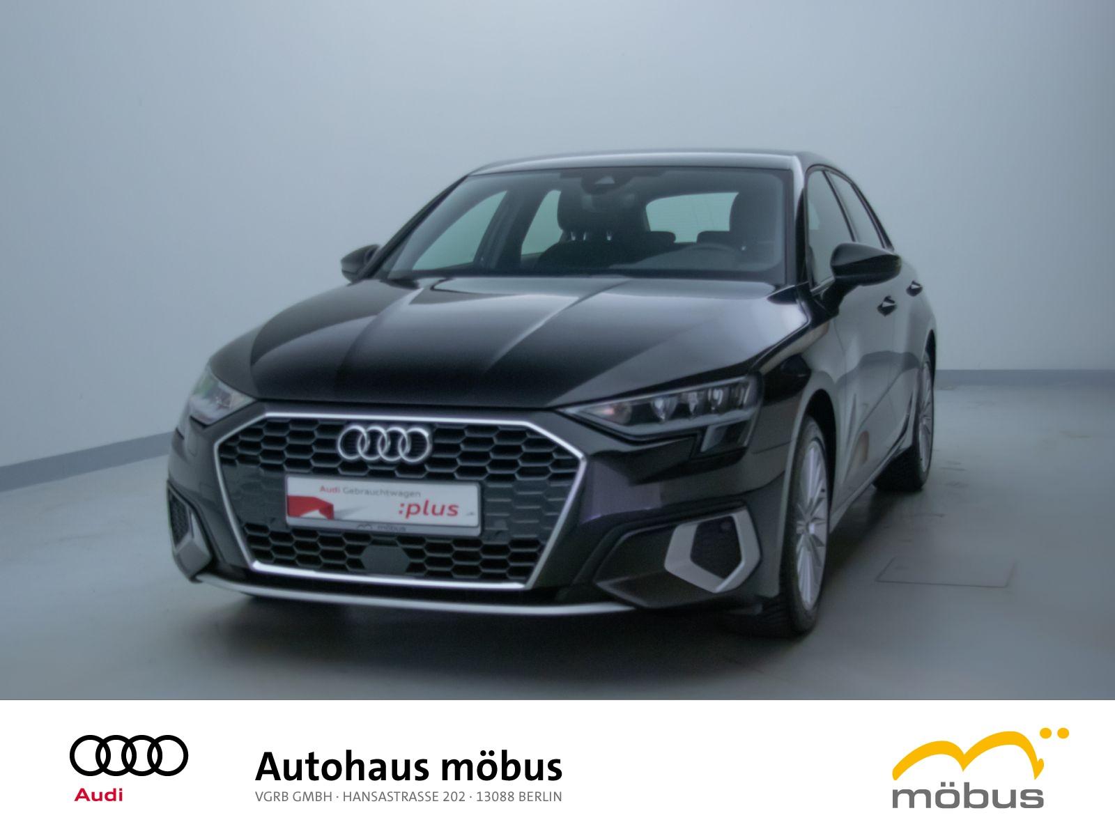 Audi A3 Sportback 35 TFSI advanced S-TRO*NAV*AVC*PDC, Jahr 2020, Benzin
