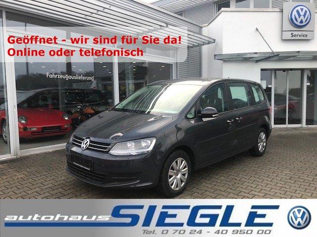Volkswagen Sharan 2.0 TDI Navi*PDC*GRA*SH, Jahr 2015, Diesel
